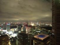 Immer wieder toll: der Blick vom Tokyo Metropolitan Government Building