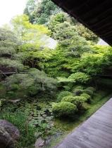 Der Eikan-do wird wegen der vielen Ahornbäume besonders im Herbst viel besucht