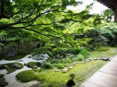 Für mich einer der schönsten Gärten von Kyoto: der Eikan-do