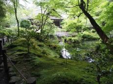 Im Garten des Nanzen-ji