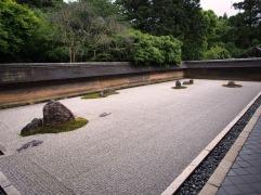 Der berühmteste Steingarten der Welt: Ryoan-ji in Kyoto