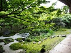 Der wunderschöne Garten des Eikan-do