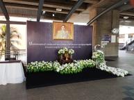 2_Trauer Thailand König Bhumibol